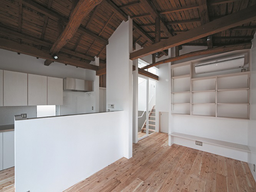 中筋山手 Renovation House 03
